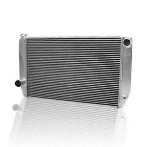 Griffin 1 26201 x Universal Fit Radiator 24 X 15 5 Ford Style Connection M t
