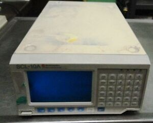 Shimadzu Hplc System Controller Model Scl 10a Scl10a Used30 Day Guarantee
