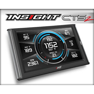 Edge 84130 Insight Cts2 Monitor 1996 Newer Obdii Enabled Vehicle 50 State