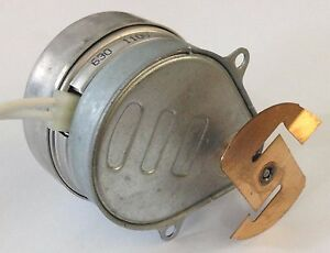 Oem Lathem K342 Time Clock Motor W Clutch For All 2000 3000 4000 Series