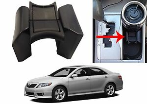 Cup Holder Insert Divider For 2007 2011 Toyota Camry Se Sle Le New Free Shipping