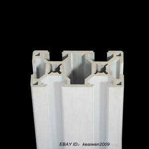 2pcs 3060 T slot Aluminum Profiles Extruded Frame 500mm Length Assembly Part Cnc