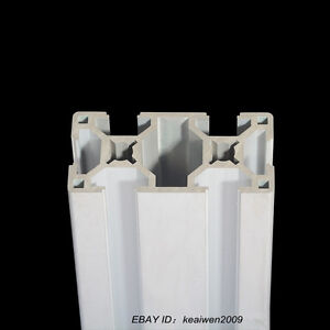 5pcs 30x60mm T slot Aluminum Profiles Extruded Frame 200mm Length Assembly 3060