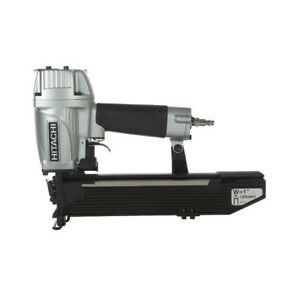 Hitachi 1 In X 16 gauge Wide Crown Stapler N5024a2 New