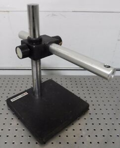 C138806 B l Bausch Lomb Microscope Boom Stand W Weighted Base