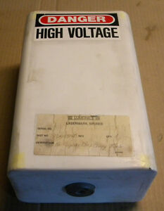 Maxwell 31976 40kv High Voltage Capacitor