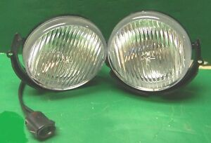 New Hella Left Right Ford Truck F 150 Oem Fog Lamps lights Driving Kit Switch