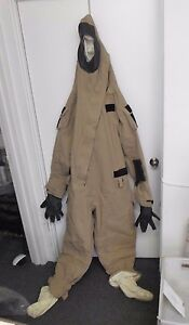 Lion Gore Fire Safety Turnout Multi threat Gear Full Suit Xl Cbrn Emergency