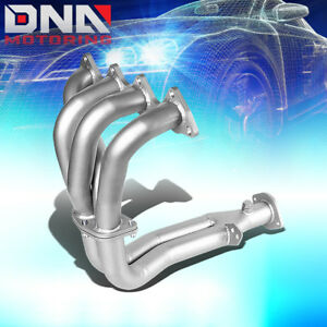 Paint Finished 4 2 1 Header For 94 01 Integra Ls Gs Rs Dc4 Db7 Exhaust Manifold