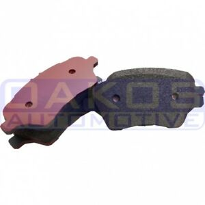 Carbotech Front Brake Pads Ax6 For 2014 2016 Fiesta St Part Ct1730 Ax6