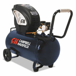 Campbell Hausfeld 13 gallon Oil free Horizontal Portable Air Compressor New