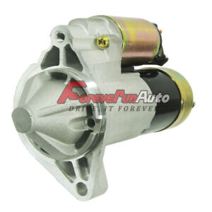 New Starter For Jeep Grand Cherokee 4 0l 4 0 2003 2004 17879