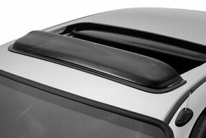 Avs 77001 Sunroof Wind Deflector Pop out Style 33 In Wide Universal Fit