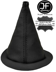 Black Stitching Real Leather Manual Shift Boot Fits Mg Mgb Mgb Gt Mgc 1968 1980