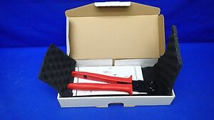 Molex Mini fit Sr 14 16 63811 3800 Rev D Crimp Tool Crimper