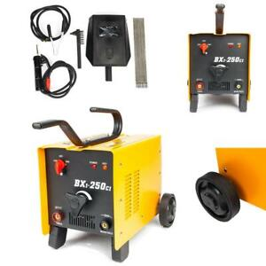 Arc Mma 250 Amp Welder Welding Soldering Machine 110v 220v Diy Tool Accessories