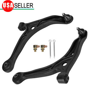 2pcs Front Control Arms W Pre assembled Ball Joint For 99 04 Honda Odyssey 3 5l