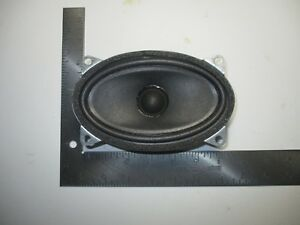Porsche 924s 944 944 Turbo 951 S2 968 Radio Speaker New Genuine Porsche Product