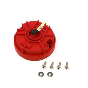 Msd 8467 Red Performance Racing Rotor Pro Billet Distributor Ignition Gm Chevy