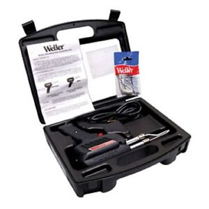Weller 650pk 300 200 Watts 120v Industrial Soldering Gun Kit