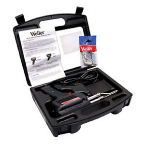 Weller D650pk 300 200 Watts 120v Industrial Soldering Gun Kit