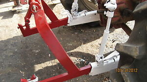 Farmall Fast Hitch 3 Pt Adapter 300 330 340 400 450 460 Tractor Usa