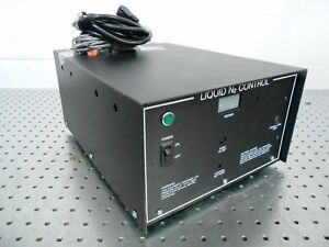 H139046 Thermo Electron Liquid N Control Ln Backup System 6214 5
