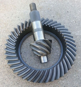 Gm 10 5 14 bolt Chevy Ring Pinion Gears 4 56 Ratio Thick 14t New