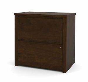Bestar Prestige 30 Lateral File In Chocolate