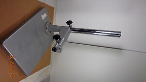 Nikon Microscope Base Stand Post Carrier
