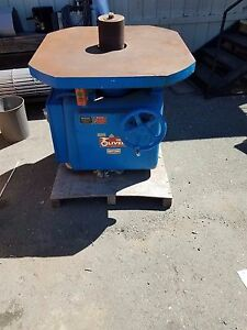 Oliver 381 d Industrial Oscillating Spindle Sander