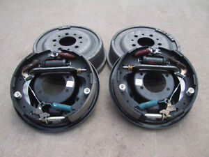 9 Ford Bolt On 11 Drum Brake Kit 9 Inch Big Ford New Style Torino 3 8 Ends