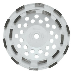 Bosch 7 In Double Row Diamond Cup Wheel Dc710h New
