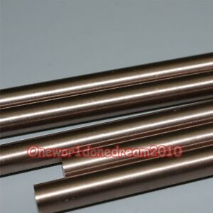 1x W80cu20 Tungsten 80 Copper 20 Alloy Rod Diameter 30mm 6 5 Length 50mm 2