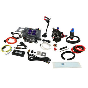 Fitech 30008 Meanstreet Efi 800hp System 40019 Hy Fuel In Tank Pump Kit