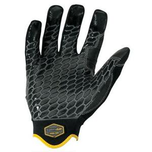 Ironclad Bhg 03 m Box Handler Gloves Medium Black