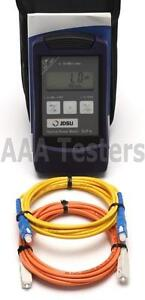 Jdsu Acterna Olp 6 Sm Mm Fiber Optic Power Meter Olp 6 Olp6