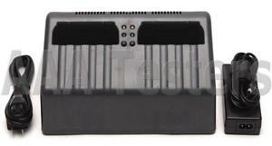 Ideal 0012 00 0642 Dual Bay Battery Charger For Lantek 6 6a 7 7g