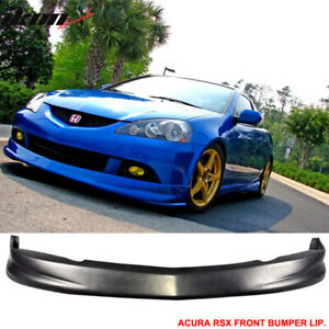 Fits 05 06 Acura Rsx Dc5 P1 Style Front Bumper Lip Urethane