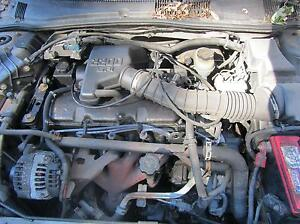 02 Chevrolet Cavalier Automatic Transmission Vin 4 2 2l 2200 At Ic 4168