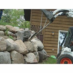 Paumco Products Quick Spade Move Trees Boulders Remove Stumps Dig Trenches
