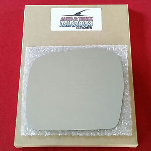 New Mirror Glass Adhesive For 00 02 4runner 01 04 Tacoma Driver Side