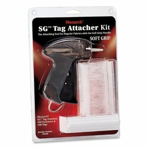Monarch Tag Attacher Kit Gun Tag Fastener 1each Teal mnk925046
