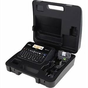 Protective Carrying Case For P touch Electronic Labeling System Pt d600 Series