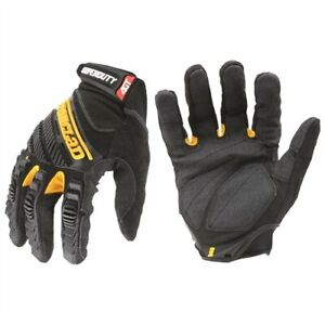 Ironclad Sdg205xl Superduty Gloves X large Black 1 Pair