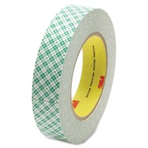 Scotch Double coated Paper Tape 2 Width X 36 Yd Length 3 Core 410m2x36