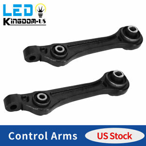 2x Front Lower Rearward Control Arm For Chrysler 300 Charger Challenger Magnum