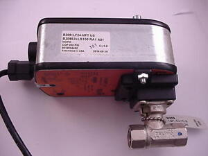 Belimo Actuator Lf24 mft Us Us Ships The Same Day Of The Purchase