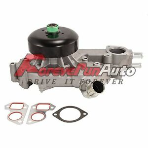 New Water Pump For 1999 2006 Gm 4 8l 5 3l 6 0l Vortec Engine