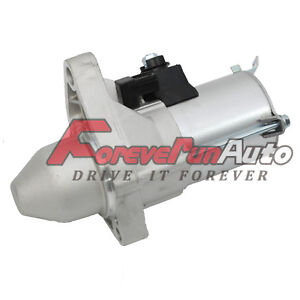 New Starter For Honda Civic 1 8l 2006 2007 2008 2009 2010 2011 Auto Trans 17958